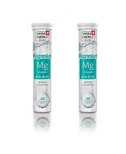 Βιταμίνη Magnesium+B complex Swiss Energy 20 Tablets-Roi Medicals