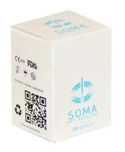 Βελόνες βελονισμού SOMA DRY NEEDLING 0.30 x 30 - Roi Medicals
