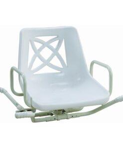 Καρέκλα μπανιέρας περιστρεφόμενη ρυθμιζόμενη 0808135 - Roi Medicals