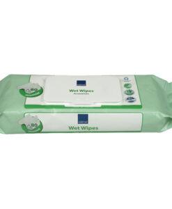 ABENA Wet Wipes υγρές πετσέτες καθαρισμού 27x20cm-Roi Medicals