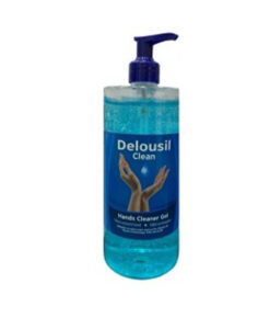 Αντισηπτικό χεριών DELOUSIL HAND CLEANER GEL - Roi Medicals
