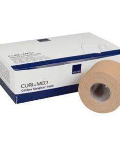 ABENA Curi-Med ταινία στερέωσης cotton 5cm X 9,14m - Roi Medicals