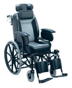 Αναπηρικό αμαξίδιο Reclining με μεγάλους τροχούς 0808838 -Roi Medicals