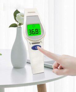 Θερμόμετρο υπερύθρων μετώπου ALPHAMED 0801071- Roi Medicals