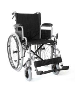Αναπηρικό αμαξίδιο αφαιρούμενα πλαϊνά υποπόδια Vita - Roi Medicals