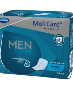 Επιθέματα ακράτειας για άνδρες Molicare Premium protect - Roi Medicals