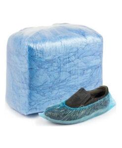 Ποδονάρια πλαστικά μπλε μιας χρήσης (1000 τεμάχια) - Roi Medicals