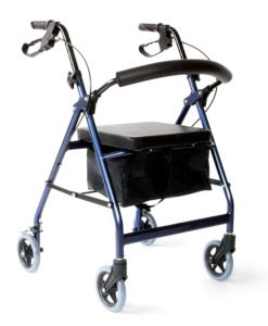 Περιπατητήρας τροχήλατος Rollator ελαφρού τύπου Vita - Roi Medicals