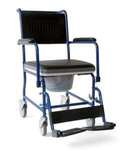 Καρέκλα τροχήλατη WC κάλυμμα Vita 09-2-117- Roi Medicals