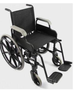 Mobiak αμαξίδιο πλαστικό 0808565 Μαύρο- Roi Medicals