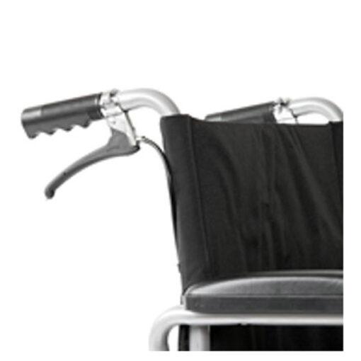 """Αναπηρικό αμαξίδιο """"ATTENDANT BRAKES"""" Vita 09-2-135 - Roi Medicals"""