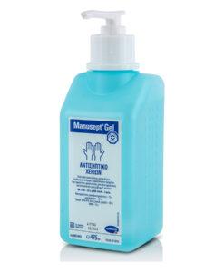 Hartmann Manusept Gel αντισηπτικό χεριών 475ml με αντλία-Roi Medicals