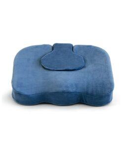 Μαξιλάρι κόκκυγα με αφαιρούμενο spot Vita μπλε - Roi Medicals