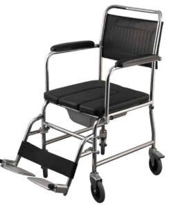 Καρέκλα τροχήλατη με δοχείο WC Vita 09-2-014 - Roi Medicals