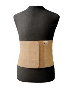 Ζώνη μέσης μετεγχειρητική Standard με φάσες και Velcro. Με τις φάσες η ζώνη έχεικαλύτερη εφαρμογή αφού ακολουθεί τις καμπύλες του σώματος.