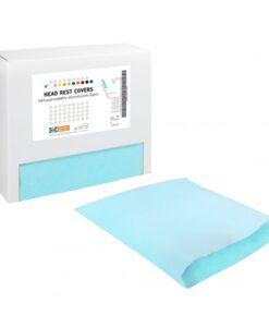 Κάλυμμα οδοντιατρικής έδρας γαλάζιο soft (150 τμχ)- Roi Medicals