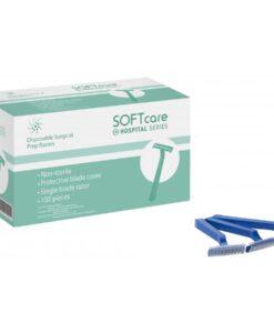 Ξυραφάκια μιας χρήσης με κτενάκι μονής κοπής - Roi Medicals