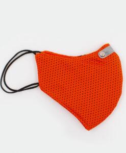 Μάσκα Freerespiration μακράς διαρκείας πορτοκαλί - Roi Medicals