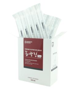 Βελόνες βελονισμού DONGBANG 0,30 x 30 (100 τμχ)- Roi Medicals